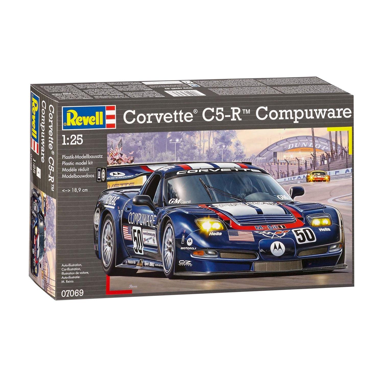 Revell Corvette C5-R Compuware