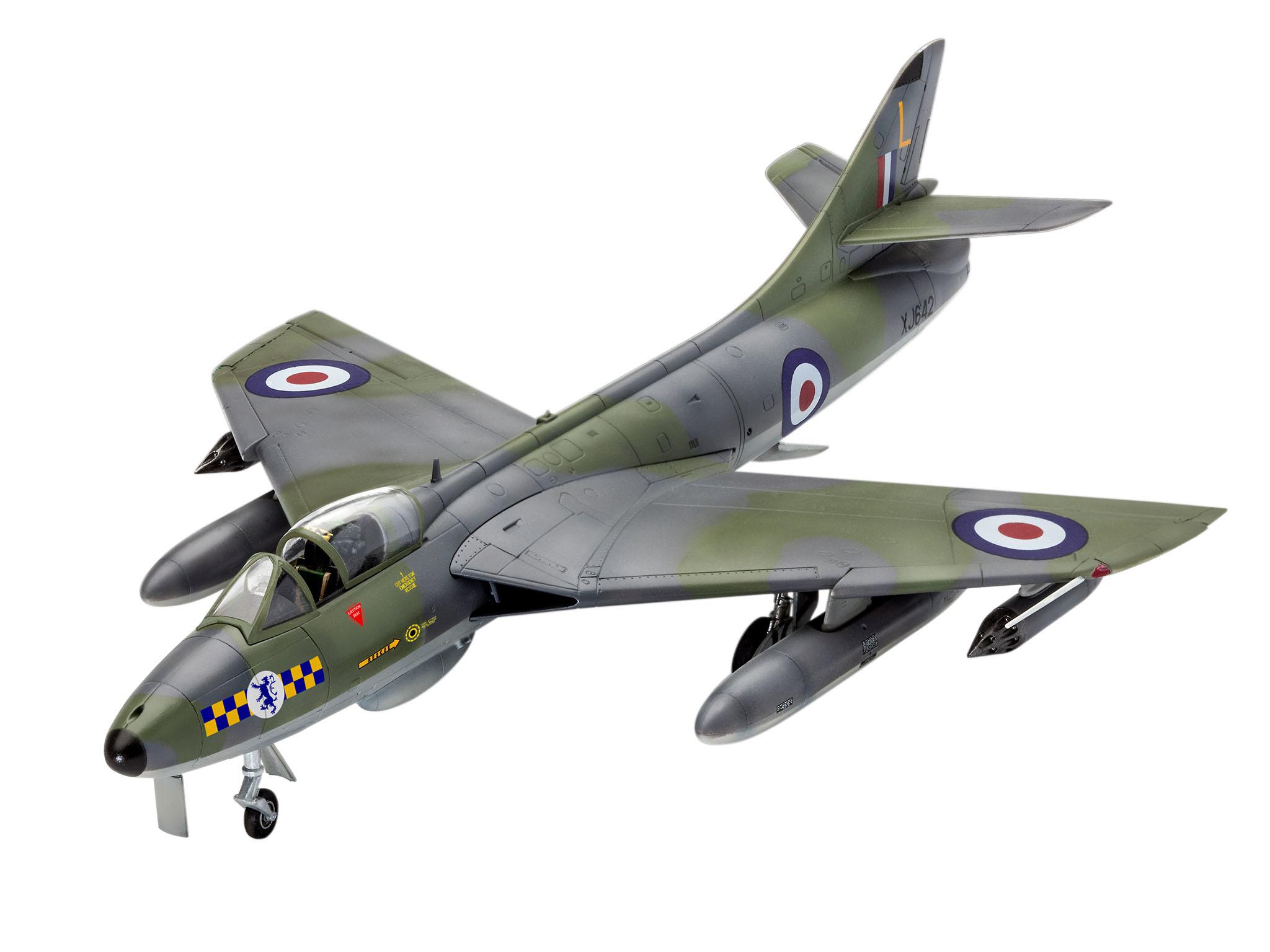 Revell Revell Hawker hunter fga.9
