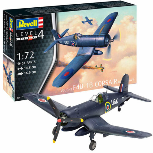 Revell Revell Model-set fau-1b corsair