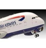 Revell Revell Modelbouwset A380-800 British Airways 1:144 Wit 163-delig