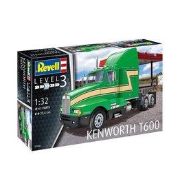 Revell Revell Modelbouwset Kenworth T600 1:32 Groen 61-delig