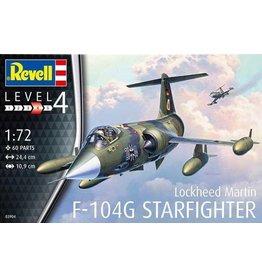 Revell F-104G Starfighter Revell schaal 172