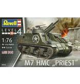 "Revell M7 HMC ""Priest"""