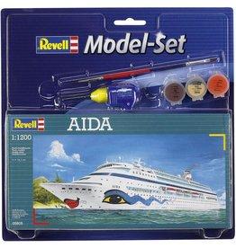 Revell Revell Model Set - AIDA