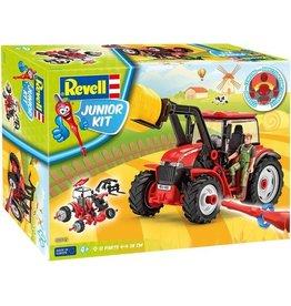 Revell Revell Junior Kit - Trekker met Voorlader