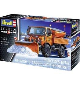 "Revell Revell Unimog u 13oo l ""winterdienst"""