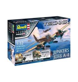 Revell Revell Junkers ju88 a-4 technik