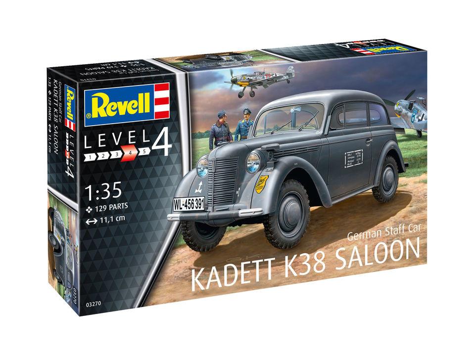 Revell Revell Kadett k38 saloon