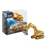 Revell Revell Control 23496 Mini RC Digger Vehicle Electric Heavy-duty vehicle