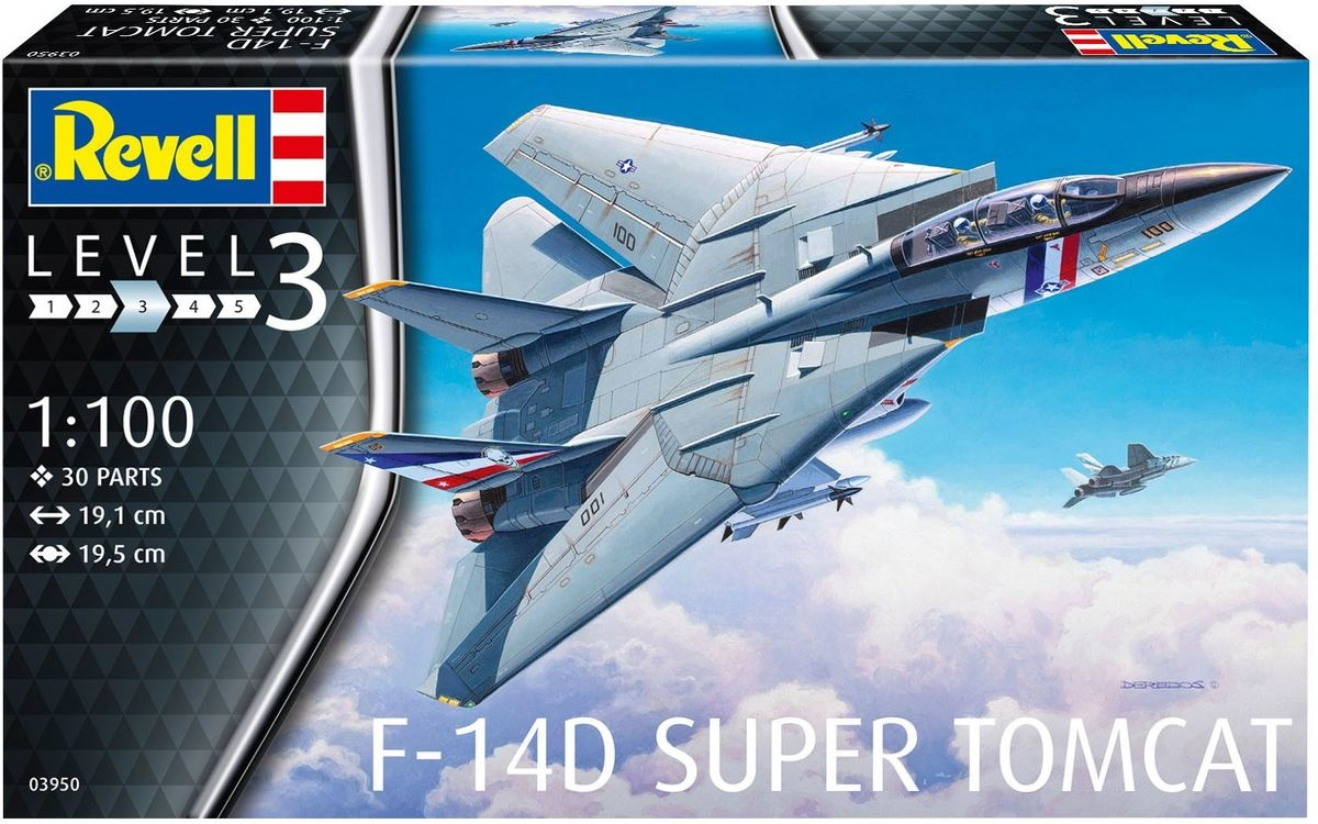 Revell Revell F-14D Super Tomcat