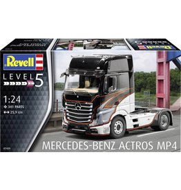Revell Revell Mercedes Benz Actros MP4
