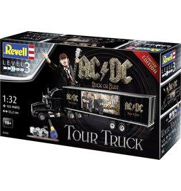 Revell Revell Modelbouwset Truck & Trailer Ac/dc 1:32 Zwart 110-delig