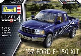 Revell '97 ford f-150 xlt