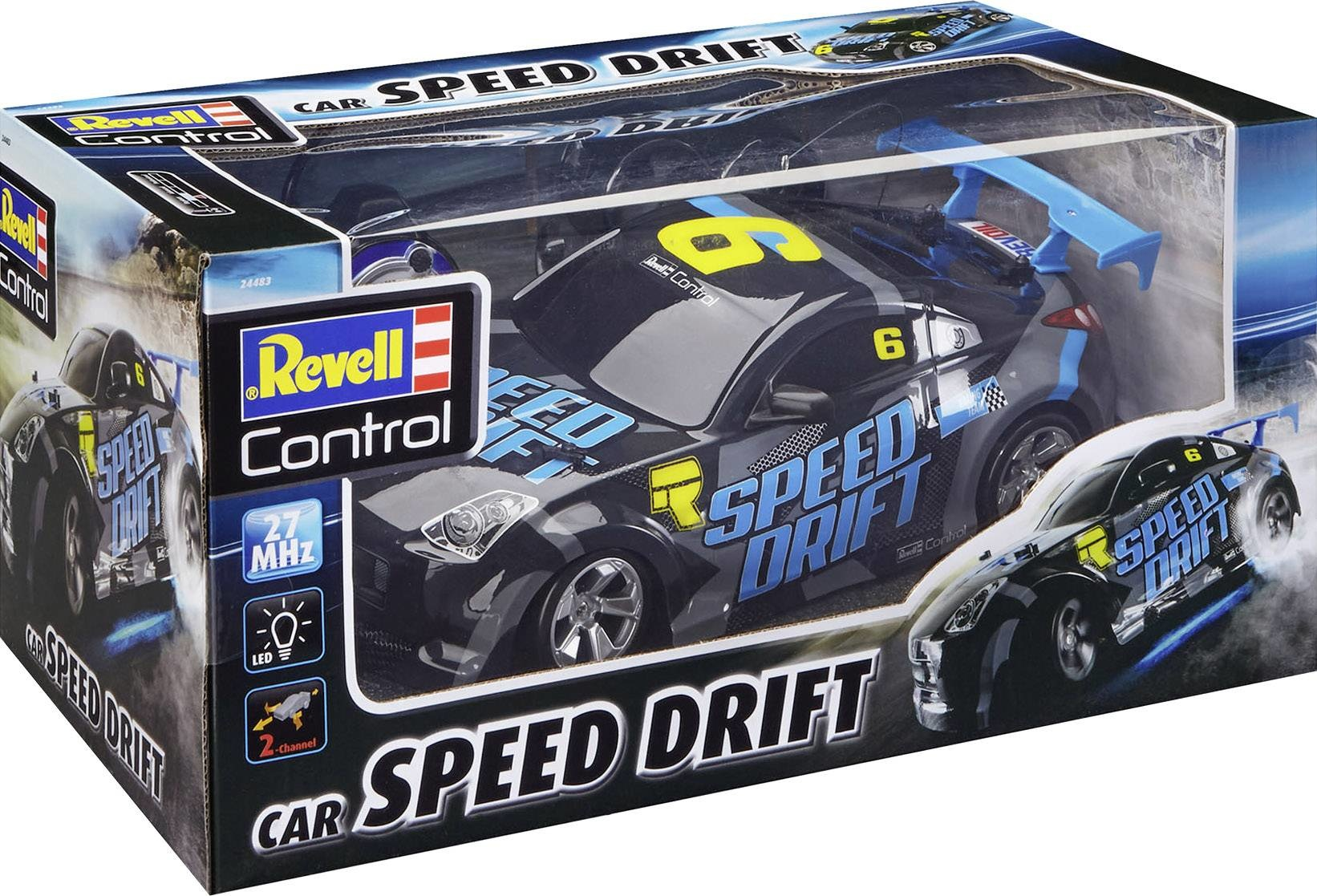"Revell Revell Drift car ""speed drift"""