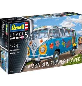 Revell Revell Volkswagen T1 Samba Bus