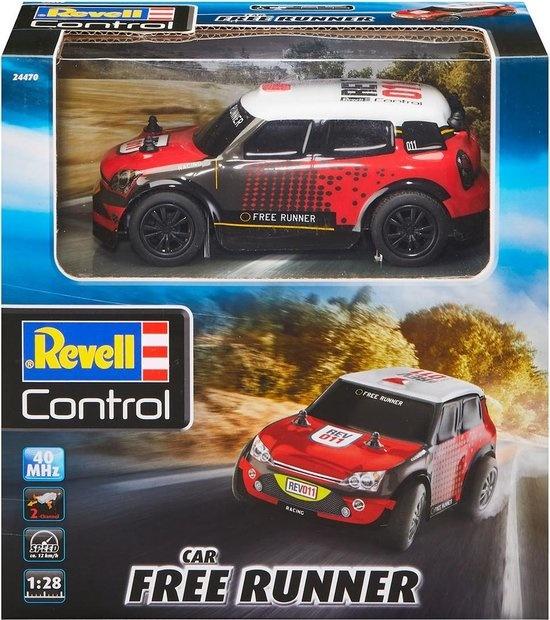 Revell Revell Rc Rally Car Free Runner 2.4 Ghz Rood
