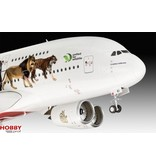 "Revell REVELL Airbus A380-800 Emirates ""Wild Life Aircraft model"