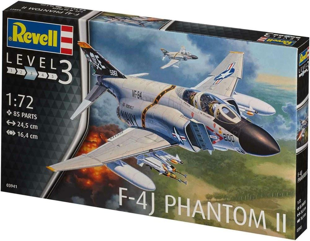 Revell Revell Modelbouwset F-4j Phantom Ii