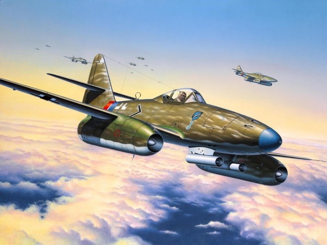Revell Revell Me 262 a-1a