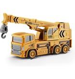 Revell Revell 23497 radiografisch bestuurbaar landvoertuig Truck-mounted crane Elektromotor