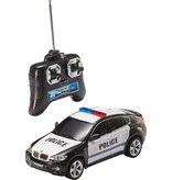 Revell Revell Rc Bmw X6 Politiewagen Zwart/wit 1:24