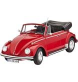 Revell Revell Auto Volkswagen Beetle Cabriolet '70 - Bouwpakket - 1:24