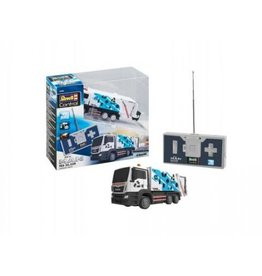Revell Revell Control Mini Garbage Truck RC model car for beginners Electric HGV