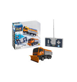 Revell Revell Control Mini Winter Service Truck RC model car for beginners Electric HGV