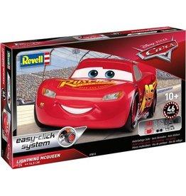 Revell Revell Modelbouwset Lightning Mcqueen 1:24 Rood 46-delig