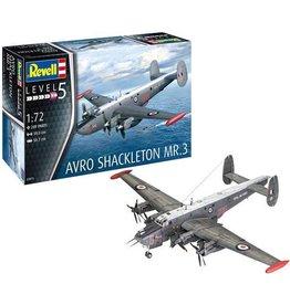 Revell REVELL 1:72 Avro Shackleton MR.3
