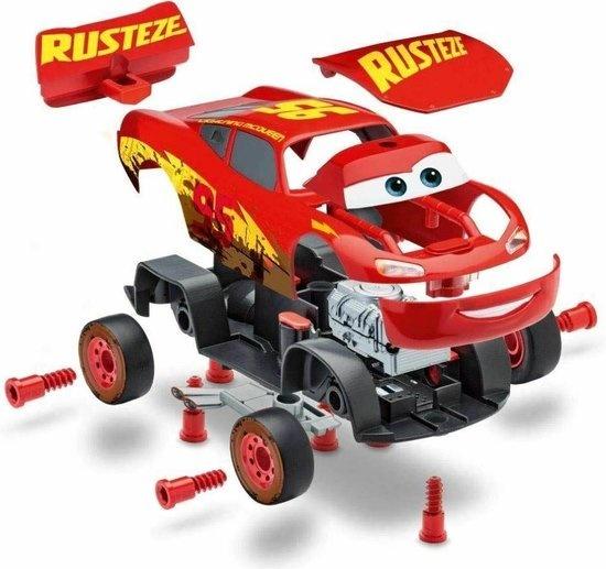 Revell Revell Muddy RRC Lightning McQueen - 1:20 - Junior Kit