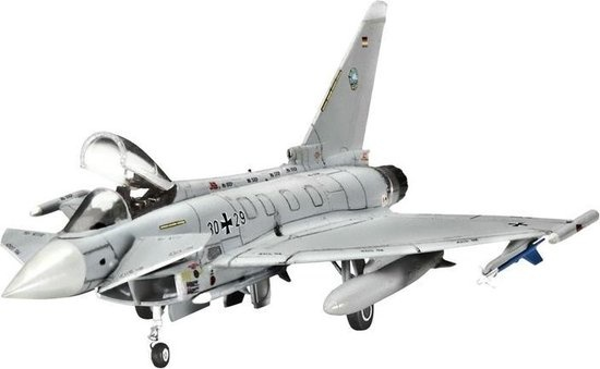 Revell Revell Model Set - Eurofighter Typhoon