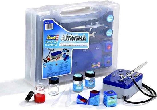 Revell Revell Airbrush basic set + compressor