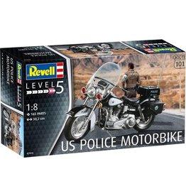 Revell Revell US Police Motor