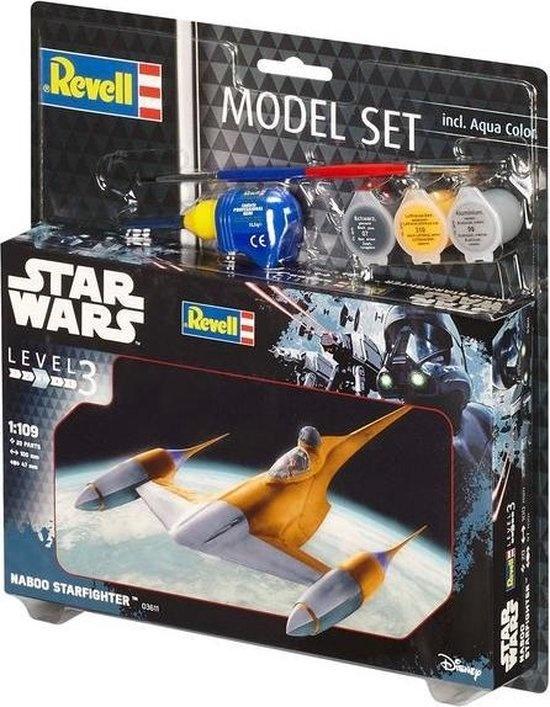 Revell Revell Model Set Naboo Starfighter