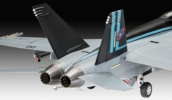 Revell Revell F/A-18E Super Hornet Top Gun