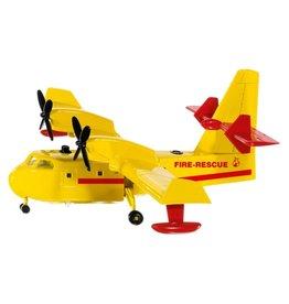 Sikuworld vliegtuig