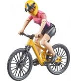 Bruder mountainbike+figuur