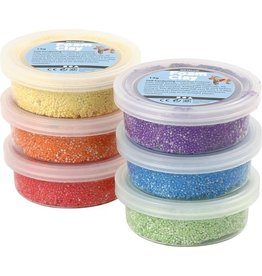 Creative Company Foam clay glitter/metallic