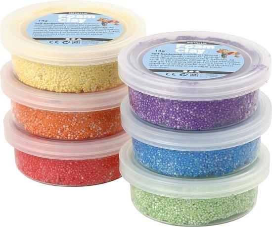 Creative Company Foam clay glitter/metallic