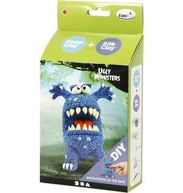 Creative Company Foam en silk clay monsters