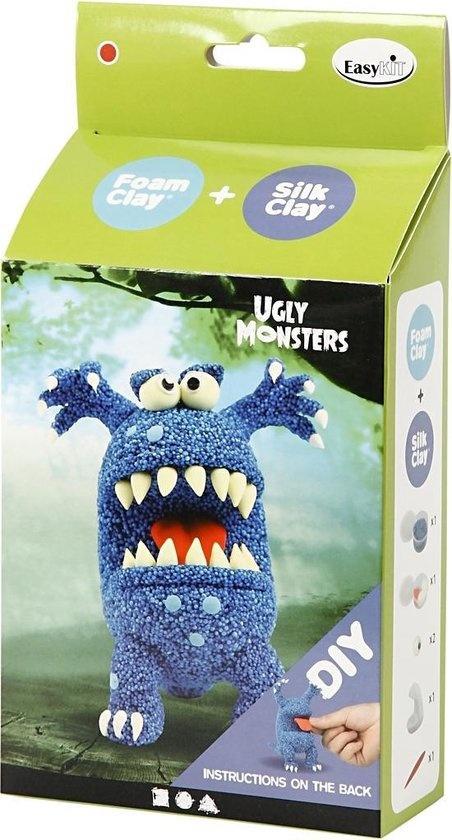 Creative Company Foam en silk clay monsters