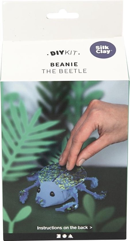 Creative Company Creative Company Beanie de Kever boetseren
