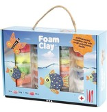 Creative Company Foam clay set diverse kleuren