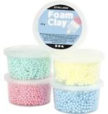 Creative Company Foam clay extra large 5 kleuren