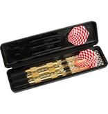 Schreuder Sports Abbey Darts Darts - Brass - Rood/Wit - 20