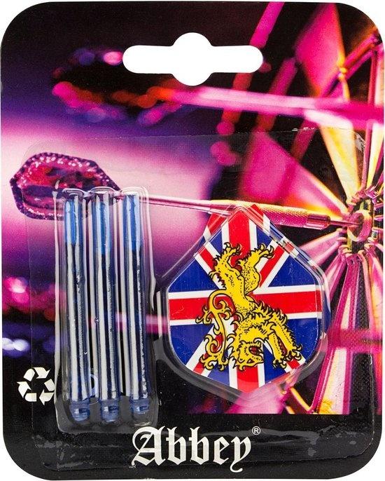 Schreuder Sports Abbey Darts Flights & Shafts - Universeel