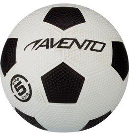 Schreuder Sports Avento Straatvoetbal - El Classico - Wit/Zwart - 5