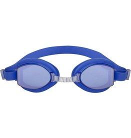 Schreuder Sports Zwembril Junior - blauw