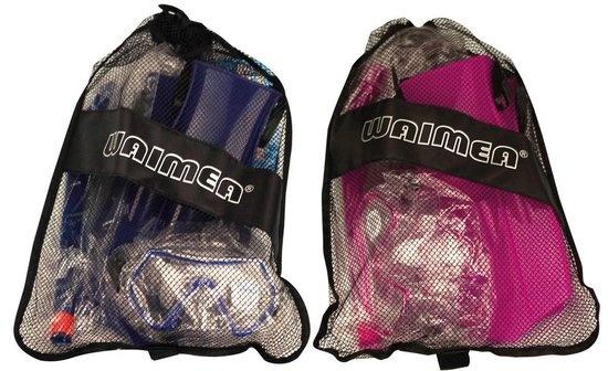 Schreuder Sports Waimea - Snorkelset - Kinderen - Roze